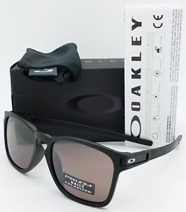Oakley Latch Squared >> Details About New Oakley Latch Squared Sunglasses Black Prizm Polarized Asian Fit 9358 06 Sq