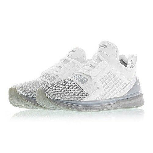 PUMA IGNITE Limitless C Puma White/Quarry 189781 02 Brand New in Box