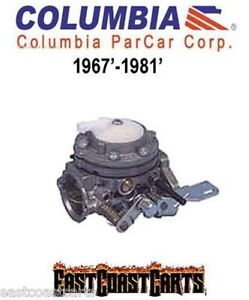 Columbia-Harley-Davidson-Golf-Cart-Tillotson-Carburetor-1967-1981-27158-67A