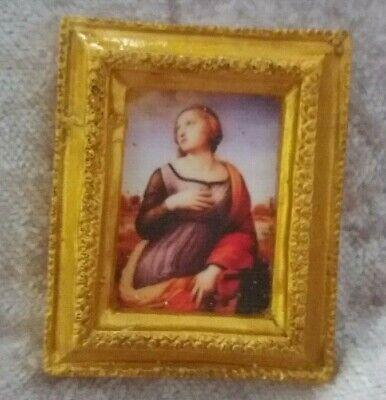 Acquista A Buon Mercato Casa Delle Bambole Un'immagine Ornata Di Una Ragazza-mostra Il Titolo Originale