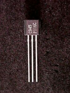 2SC945A-NEC-Transistor-TO-92