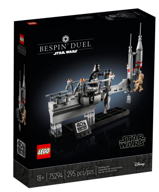 LEGO Star Wars Bespin Duel Building Kit (75294) Brand New Sealed