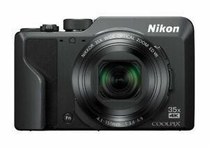 Nikon-Coolpix-A1000-Zwart