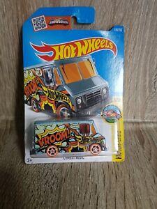Hot-Wheels-Combat-Medic-HW-Arte-Cars-6-10-tarjeta-de-largo