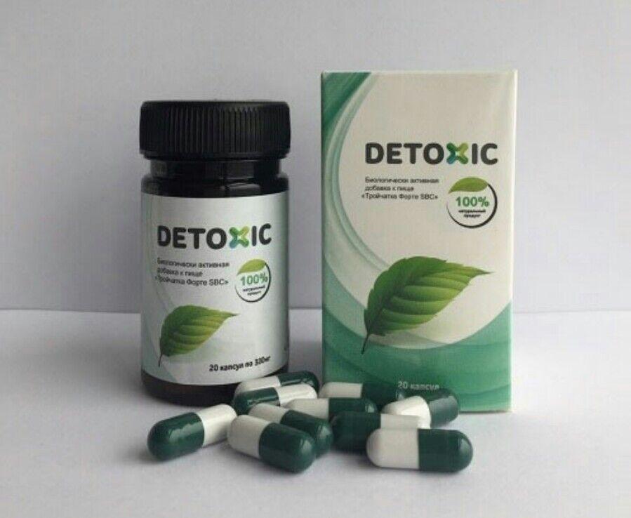 Precio Detoxic