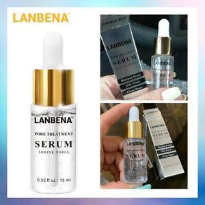 traitement cosmétique pores Essence Shrink Pore Sérum hydratant raffermissant