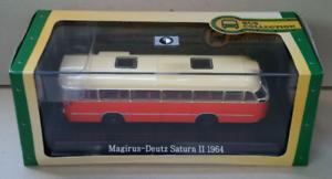 Atlas JY40 Magirus-Deutz Saturn II 1964 Bus 1:72 Scale