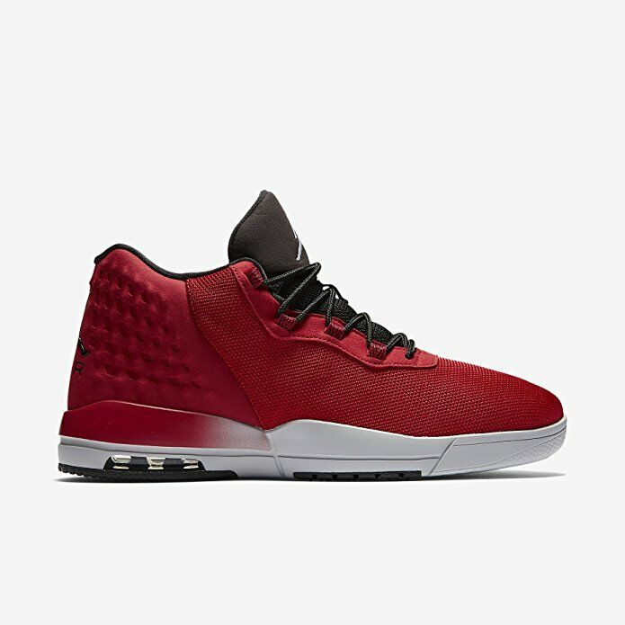 Jordan hommes Academy, Gym rouge /Wolf Gris - noir
