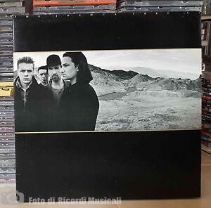 U2 - THE JOSHUA TREE LP Made In Italy Inserto Poster Incluso - Italia - U2 - THE JOSHUA TREE LP Made In Italy Inserto Poster Incluso - Italia