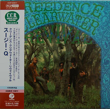 CREEDENCE CLEARWATER REVIVAL  Creedence Clearwater Revival CD MINI LP