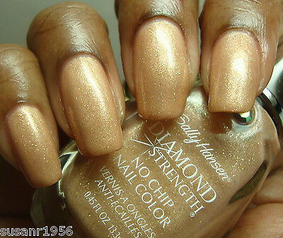 SALLY HANSEN DIAMOND STRENGTH NO CHIP NAIL COLOR - 410 3K OR MORE cheapest