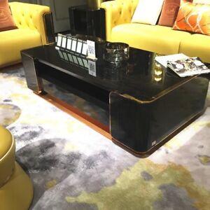Tisch Beistell Couch Holz Sofa Designer Metall ...