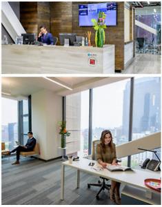 Oficina En Renta En Centro De Negocios En Reforma Latino Para 2 Personas (m2o254