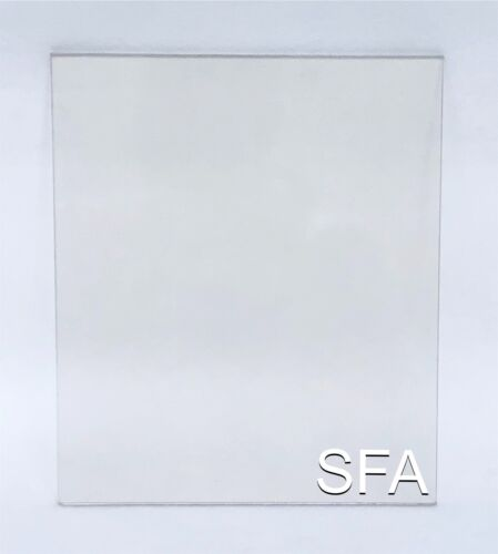 CHARNWOOD CH CHB REPLACEMENT STOVE GLASS 206MM X 200MM X 4MM