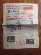 1966 The Hockey News Magazine January 29th Issue