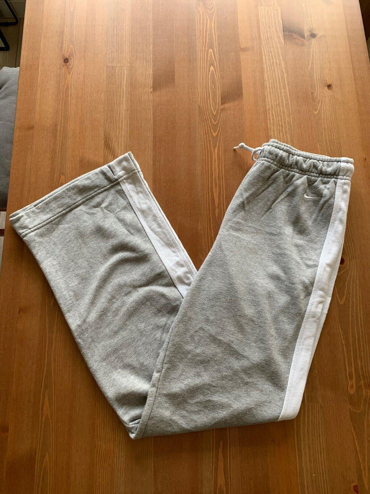 Women's Nike Air Tracksuit Trousers / Jogging Bottoms Size M | Joggers Vtg Y2K