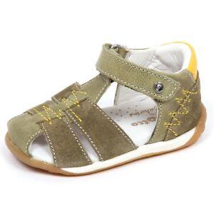 Image is loading E5924-sandalo-bimbo-green-FALCOTTO-NATURINO-scarpe-primi- 0df9cc0e80f