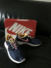 82a673006640 item 8 Nike Roshe Run (GS) Girls Sneakers Sz 4Y Blue  pink yellow -Nike  Roshe Run (GS) Girls Sneakers Sz 4Y Blue  pink yellow