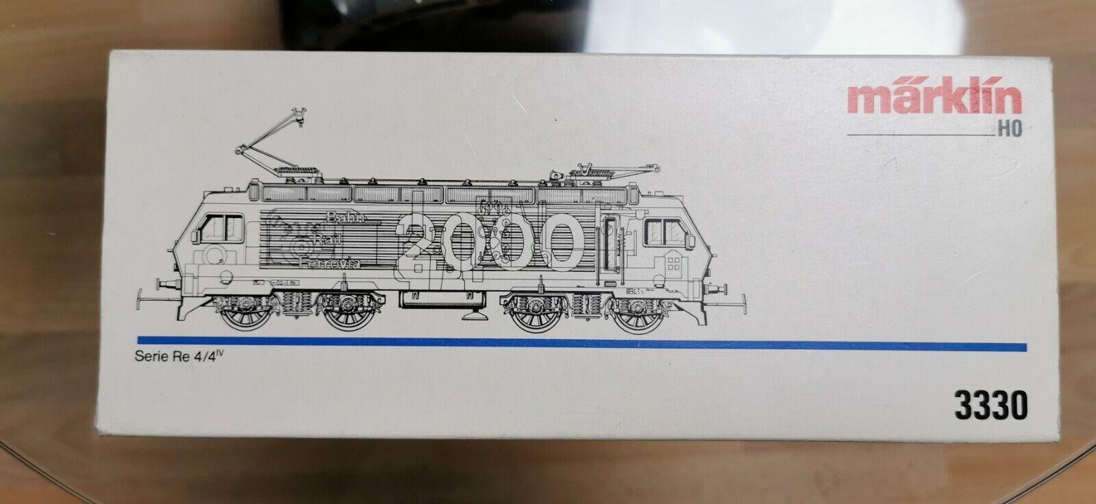 marklin HO 3330 serie re44 t2511