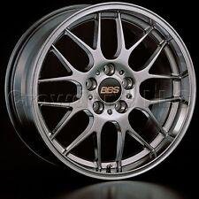 BBS 17 x 7 RGR Car Wheel Rim 4 x 100 Part # RG712HDBK