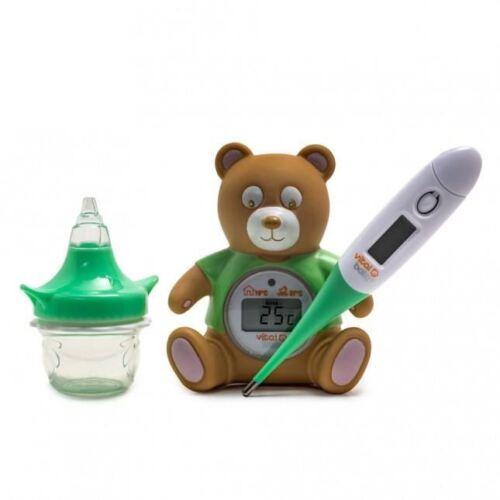 Vital Baby Health /& Safety Kit Bébé//Bambin Thermomètre nasale decongester BN