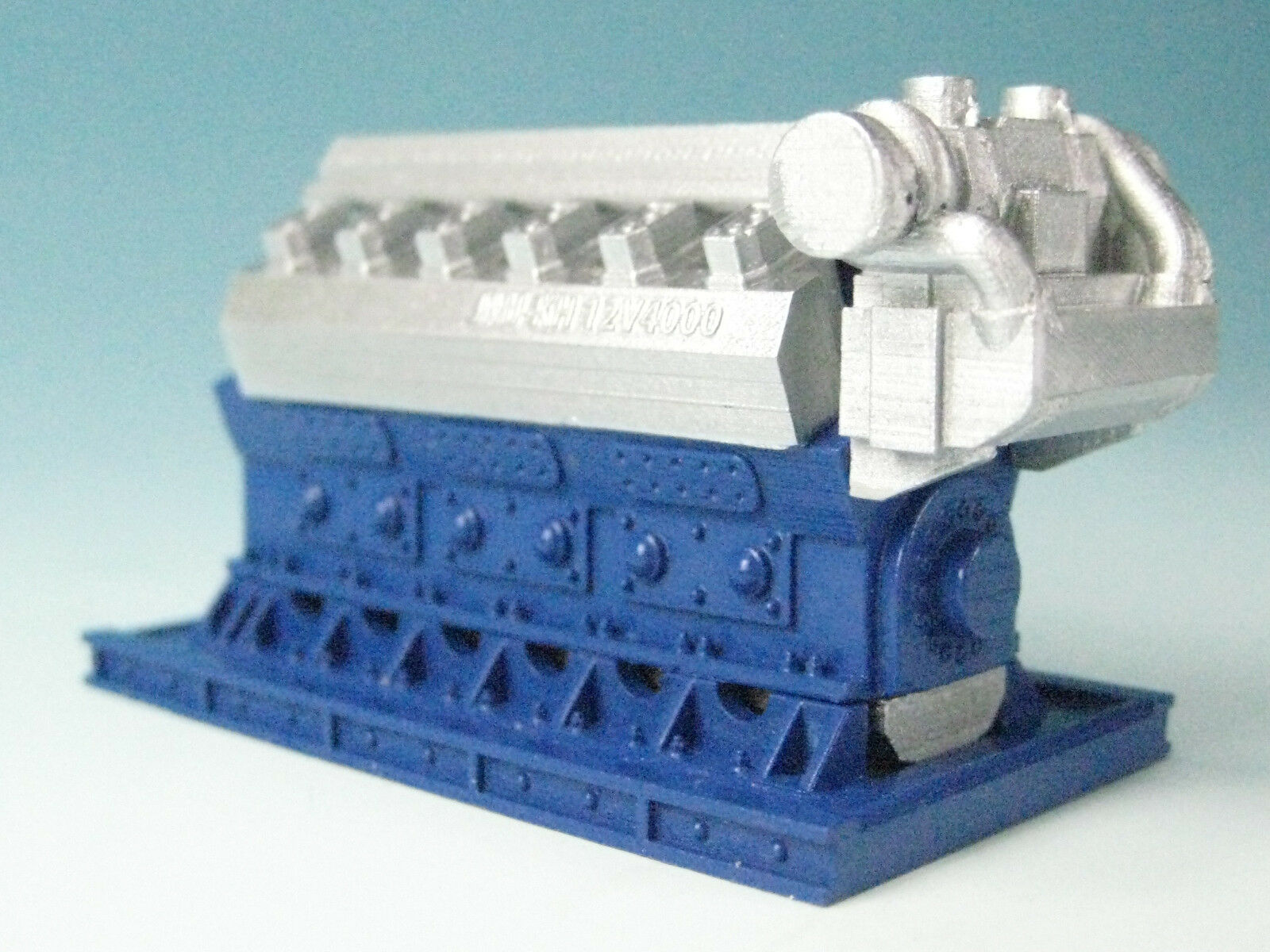 DUHA 11557 11557 11557 - Ladegut  Dieselmotor  (Spur H0)    Good Design  46bbc8