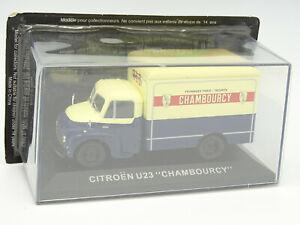 Ixo-Presse-1-43-Citroen-U23-Chambourcy