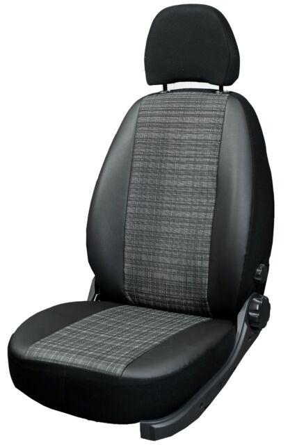 Bus AKL Exclusive Universal Sitzbezüge nur FAHRERSITZ für Renault Trafic