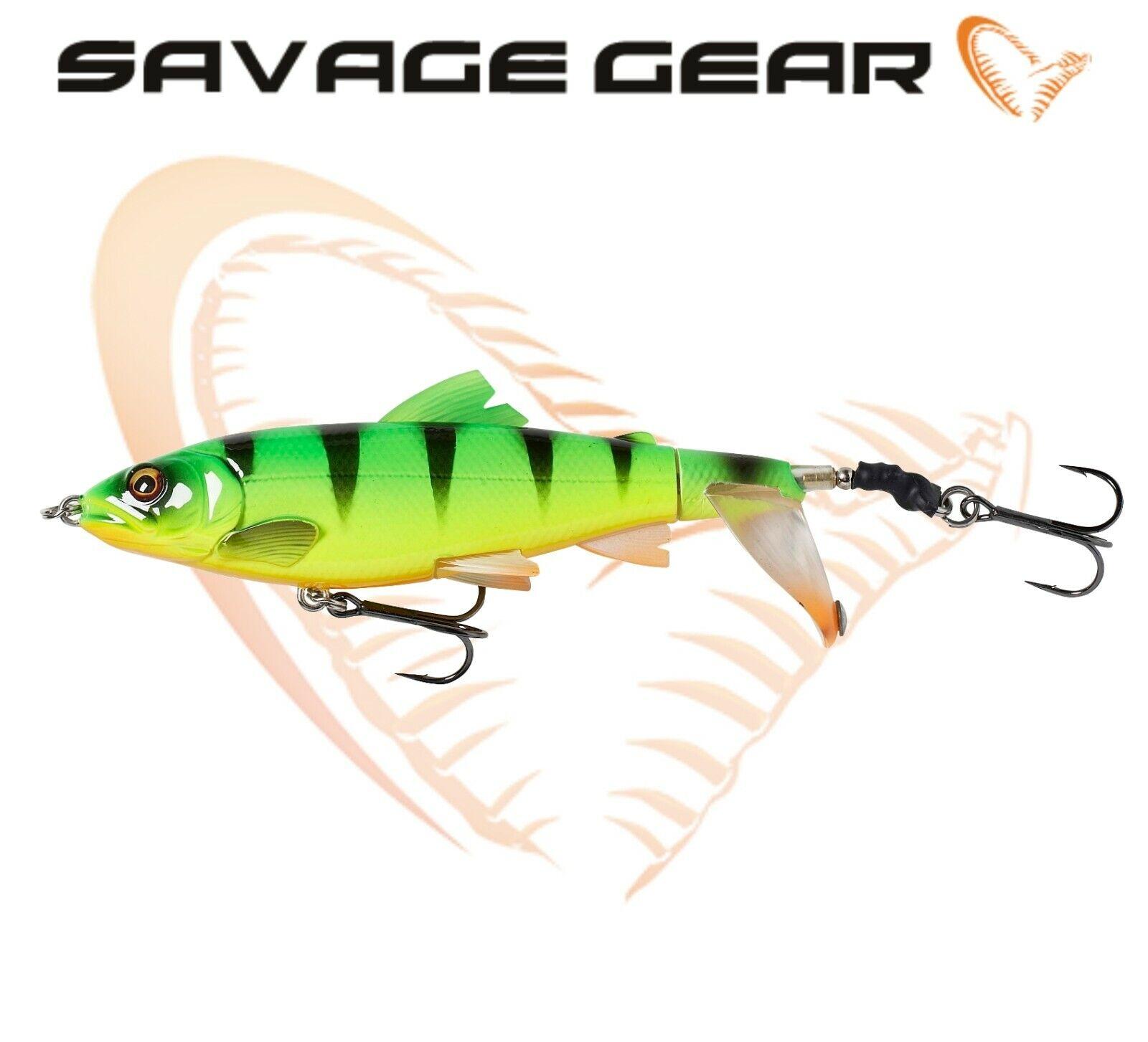Savage Gear 3D Smash Tail Minnow 10cm 17g FOberflächenköder