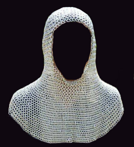 Zinc Plated Mail Coif