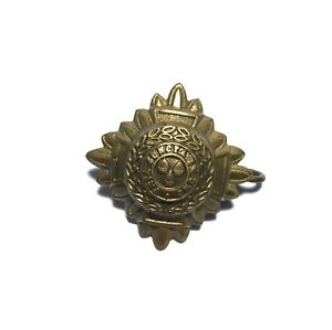 WWII-Order-Of-Bath-Shoulder-Or-Cap-Insignia-034-Pip-Tria-Juncta-In-Uno-034-England-B1