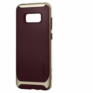 the best attitude 32495 53c92 Spigen Burgundy Neo Hybrid Case for Samsung Galaxy S8