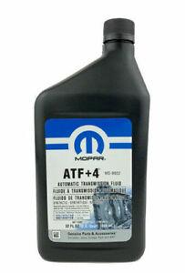 Mopar 68218057AB ATF+4 Automatic Transmission Fluid 1 Quart