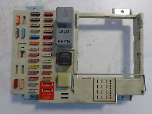 s l300 man tgx fuse relay block box 81254446074 computer unit chip ebay man tga fuse box layout at crackthecode.co