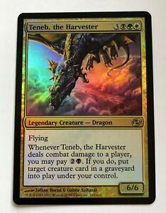 x1 1x the Harvester English -BFG- MTG Magic Planar Chaos Played Teneb