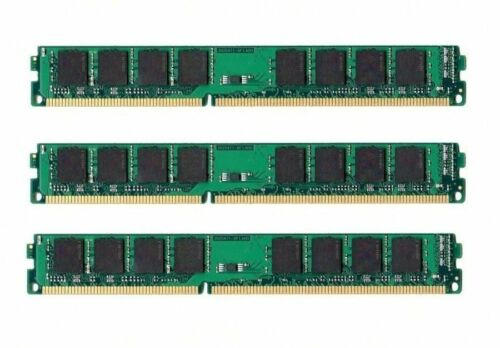 Memory PC3-12800 LONGDIMM For Dell Precision T3500 DDR3-1600MHz 3x4GB 12GB