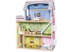 Puppenhaus Puppenstube Spielhaus aus Holz 3 Etagen