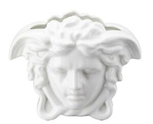 Versace-Rosenthal-Vase-15-CM-Medusa-Grand-Blanc-Versace-Versace-Medusa