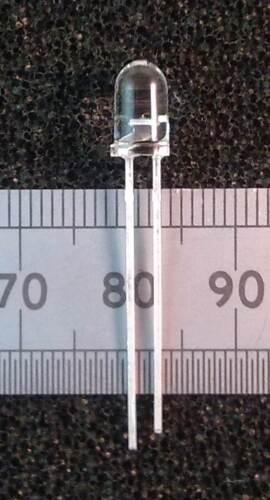 Fotodiodo Fast infrarosso emettitore//rivelatore fototransistor VARI IR LED