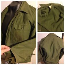 Vintage OG USMC Army Wool Lined Jacket Deck Korean Vietnam Air Force