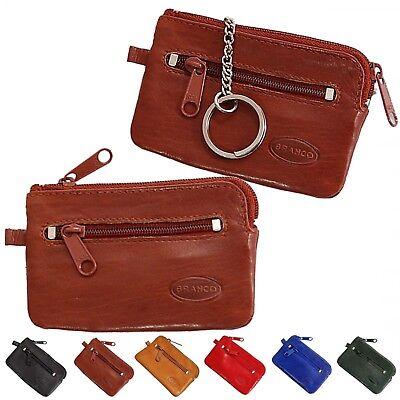 Branco Schlüsseltasche Leder Schlüsseletui Schlüsselmappe Schlüssel Etui 019 Neu HeißEr Verkauf 50-70% Rabatt