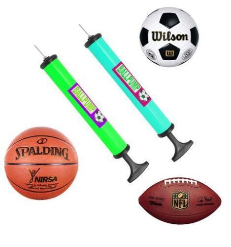 4 x Sports Inflating Needle Pin Nozzle Football Basketball Soccer Ball air Pump