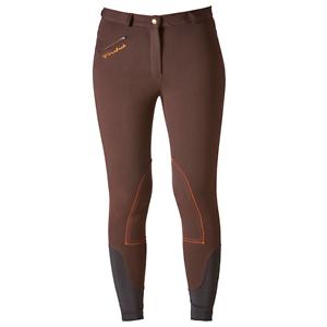 Firefoot Ladies Rawdon Comfort Breeches, Chocolate Brown, 34  (UK16)