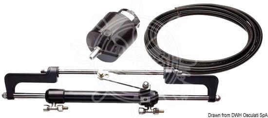 OSCULATI Vetus Hydraulic Steering System Single 225 Hp