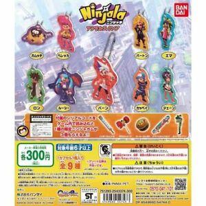 Ninjala ninja gum SERIAL CODE ONLY acrylic swing DLC ippon pop