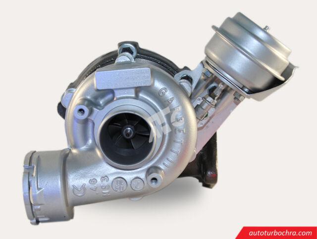 Exchange turbo 717858 Volkwagen Passat 1.9 / 2.0 TDI 130 / 136 CV Turbocharger