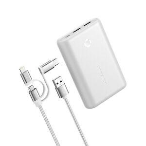 Poweradd 15000mAh EnergyCell Power Bank 2 USB External Battery Portable Charger