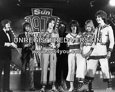 """Bay City Rollers 10"""" x 8"""" Photograph no 18"""