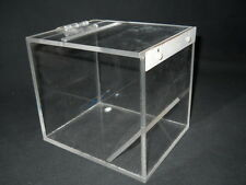 Mitchell Plastics Small Clear Acrylic Parafilm M & Foil Dispenser, ML-4000