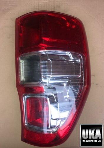 DRIVERS FORD RANGER LIMITED 2012-2019 REAR TAIL LIGHT LAMP LENSE LENS